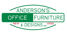 Andersons Office Furniture Logo