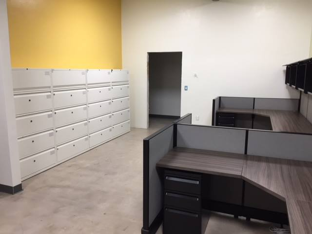 Example of redesigned office produced by andersons office furniture & design in tucson arizona